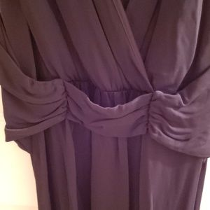 Banana Republic Dresses - Long Black Dress